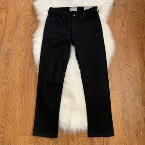 Everlane Black Modern High waisted  Denim Jeans 27